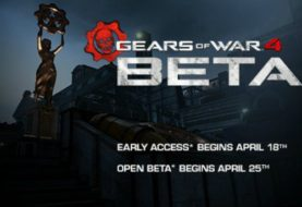 Gears of War 4 - Rod Fergusson teast Betamaterial
