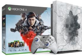 Gears 5 - Neues Limited Edition Xbox One X Bundle und weitere Accessoires angekündigt