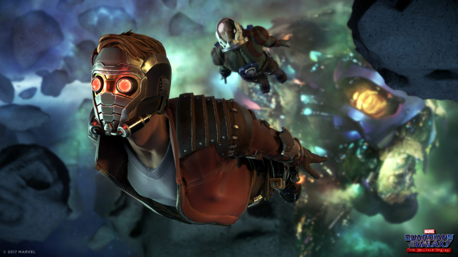 Marvel's Guardians of the Galaxy: The Telltale Series – Das ist der Debut-Trailer