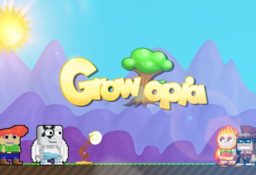 Growtopia - Erschafft eure eigene Welt - jetzt auch auf Xbox One
