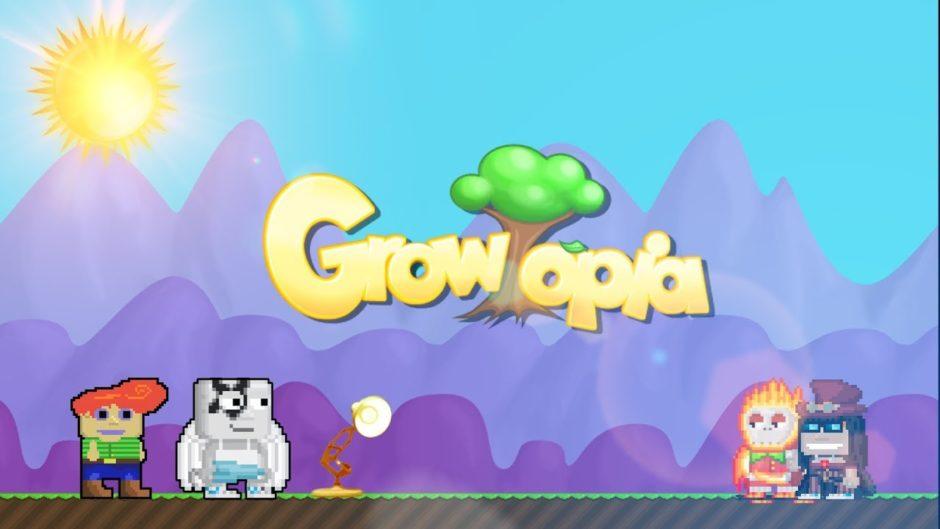 Growtopia – Erschafft eure eigene Welt – jetzt auch auf Xbox One