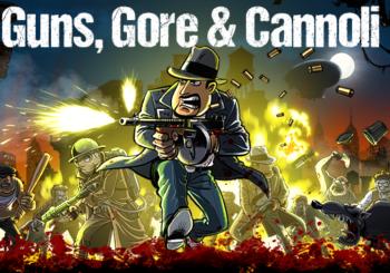 Review: Guns, Gore & Cannoli - Ballerspaß alter Schule