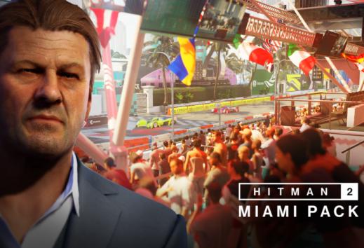 Hitman 2 -  Schwer zu fassendes Ziel mit Sean Bean angekündigt und Miami-Pack ab sofort verfügbar