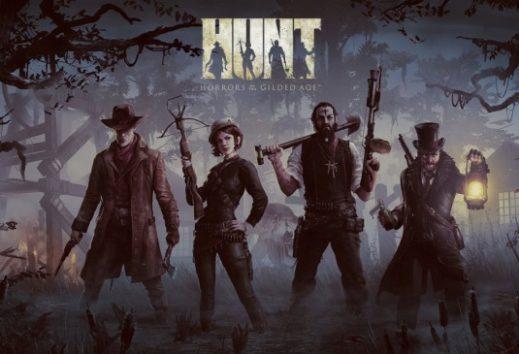 Hunt: Horrors of the Gilded Age - Crytek lässt euch Zombies jagen