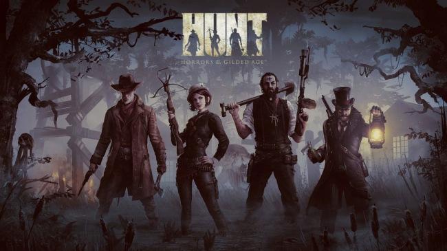 Hunt: Horrors of the Gilded Age – Crytek lässt euch Zombies jagen