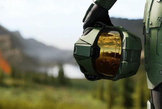 Xbox Series X Mock-Up Halo Infinite Design ist definitiv gut genug um real zu sein