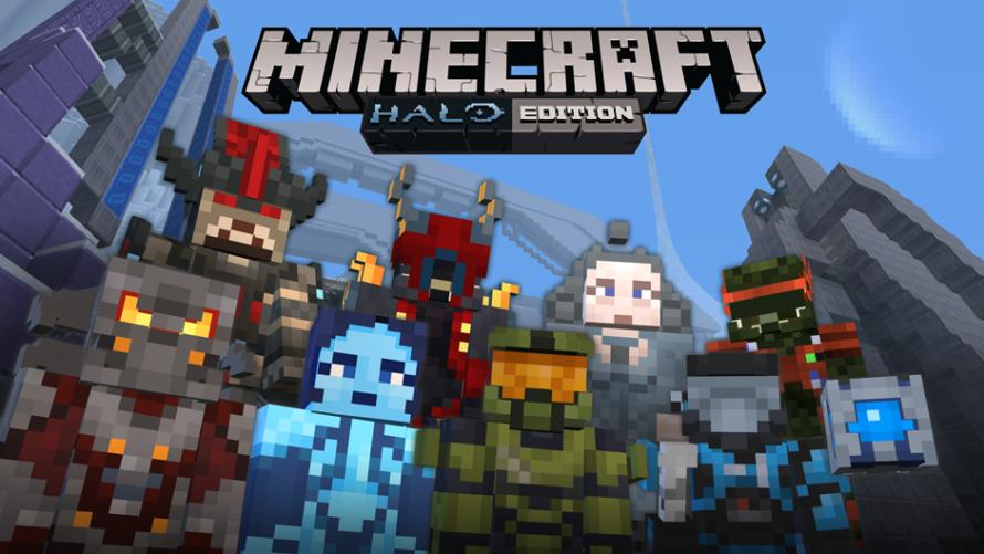 Das ganze Halo-Universum jetzt auch für Minecraft