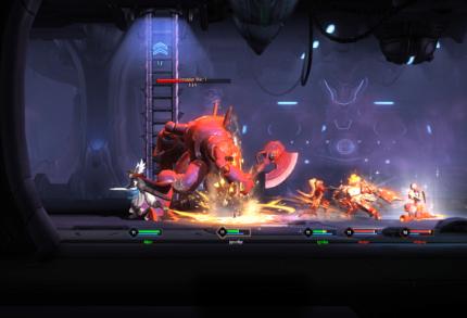 Hyper Universe - Neuer Trailer des Xbox One-exlusiven 2D MOBA erschienen