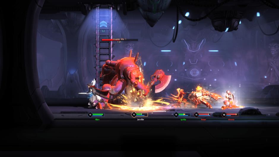 Hyper Universe – Neuer Trailer des Xbox One-exlusiven 2D MOBA erschienen