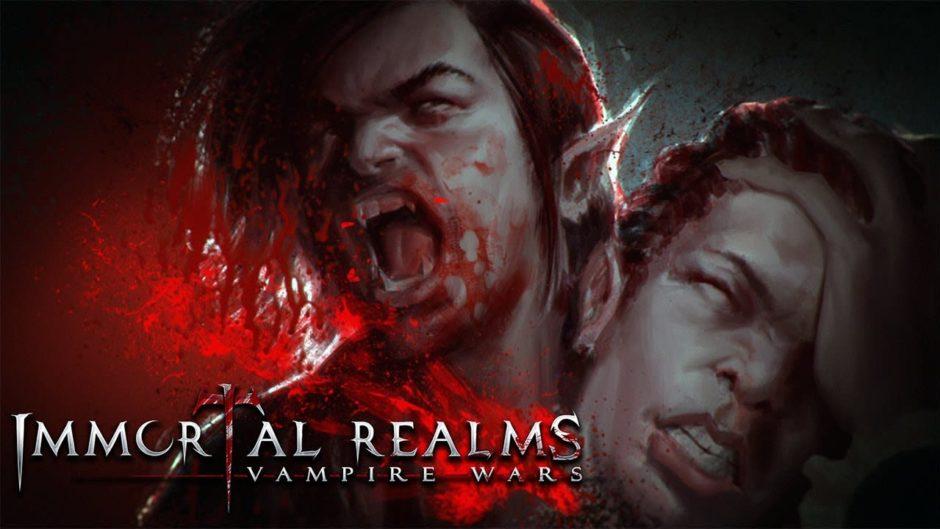 E3 2019: Immortal Realms: Vampire Wars – Brandneues Strategiespiel angekündigt