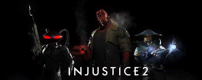 Injustice 2 – Demo unterwegs