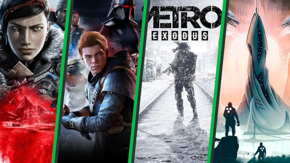Xbox Games of the Year 2019