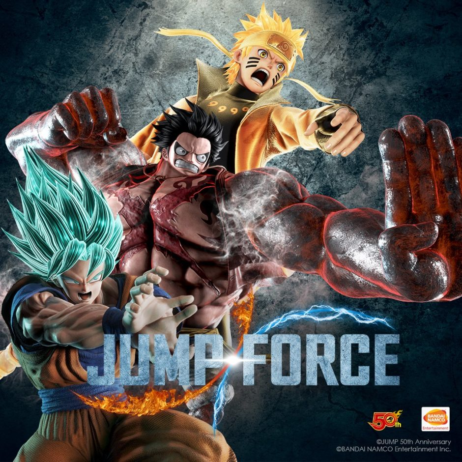 Jump Force – Launch-Trailer enthüllt