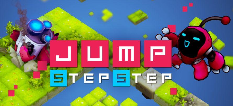 Jump, Step, Step – Jetzt auf Xbox One verfügbar