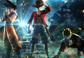 JumpForce - Zoro vs Sasuke