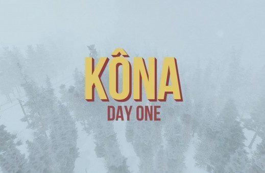 KÔNA - Heute ist Release Tag