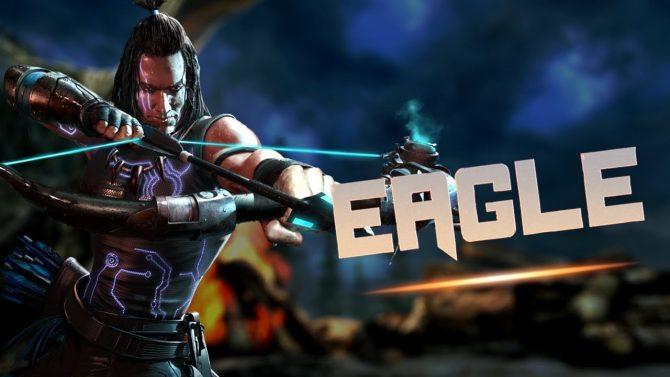 Killer Instinct – Eagle stellt sich dem Kampf