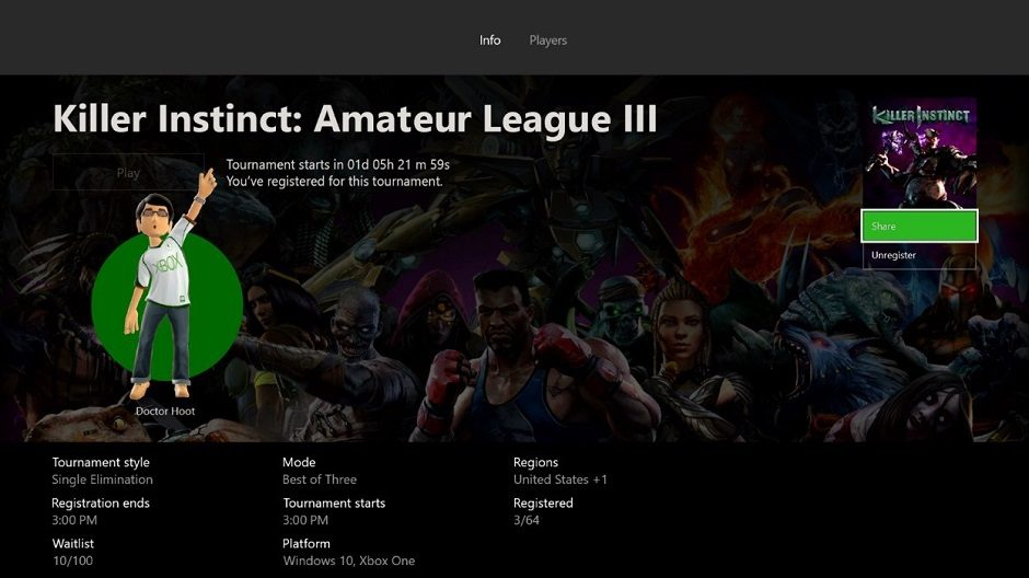 Xbox One Dashboard – Preview Update Alpha-Ring 1705: Neue Features im Anmarsch