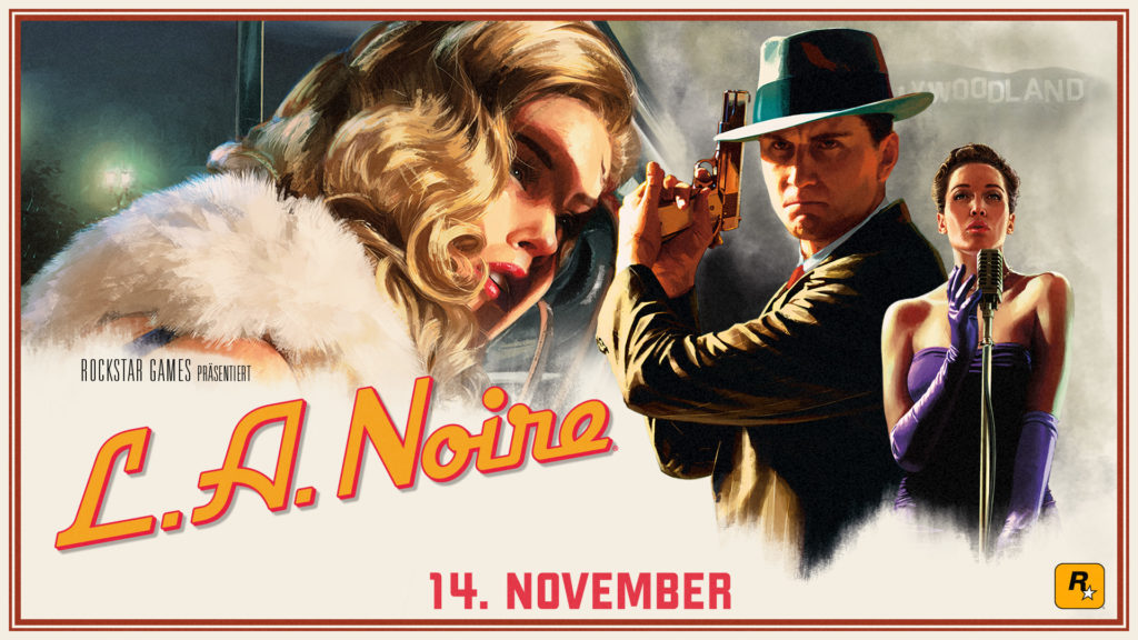 L.A. Noire – Rockstar Games kündigt vier neue Versionen an