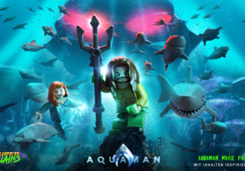 LEGO DC Super-Villains - Aquaman Download-Inhalte angekündigt