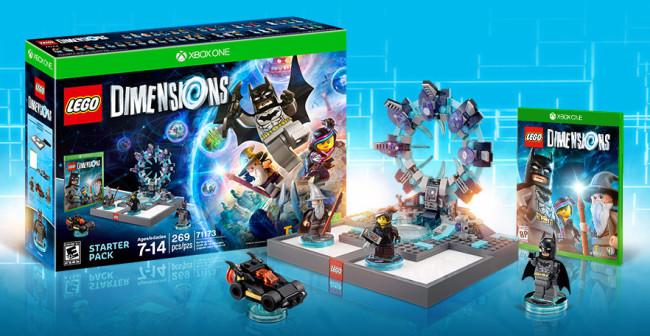 LEGO Dimensions – Ein neuer Trailer einer verrückten Reise