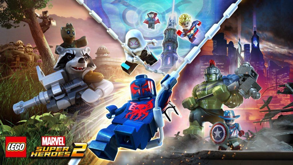 LEGO Marvel Super Heroes 2 – Offizieller Ankündigungs-Trailer erschienen