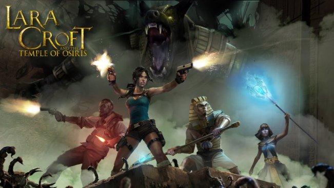 Schaut euch den Launch Trailer zu Lara Croft und der Tempel des Osiris an