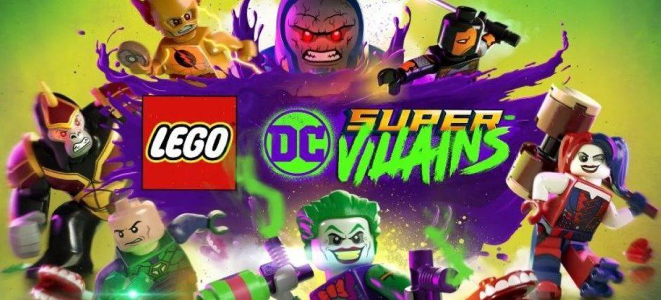 LEGO DC Super-Villains – Launch-Trailer veröffentlicht