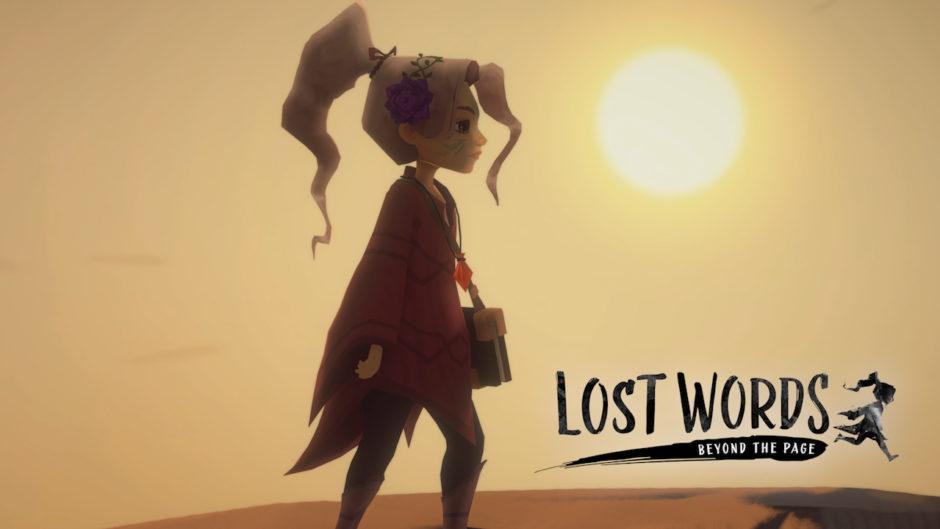 Lost Words: Beyond the Page – Neuer Trailer zum Adventure veröffentlicht