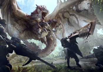 Monster Hunter World - Mehr Material von der TGS