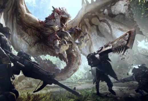 Monster Hunter World - Ein neuer Open-World Trailer