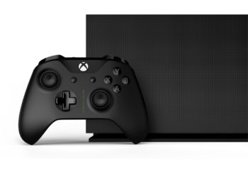 Xbox One X Project Scorpio Edition gelistet