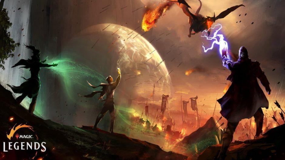 Magic: Legends – Gameplay it's a kind of magic