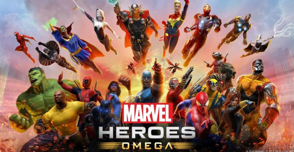 Marvel Heroes Omega – Release für Xbox One angekündigt