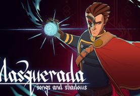 Masquerada: Songs and Shadows - Ein neues RPG erscheint im August