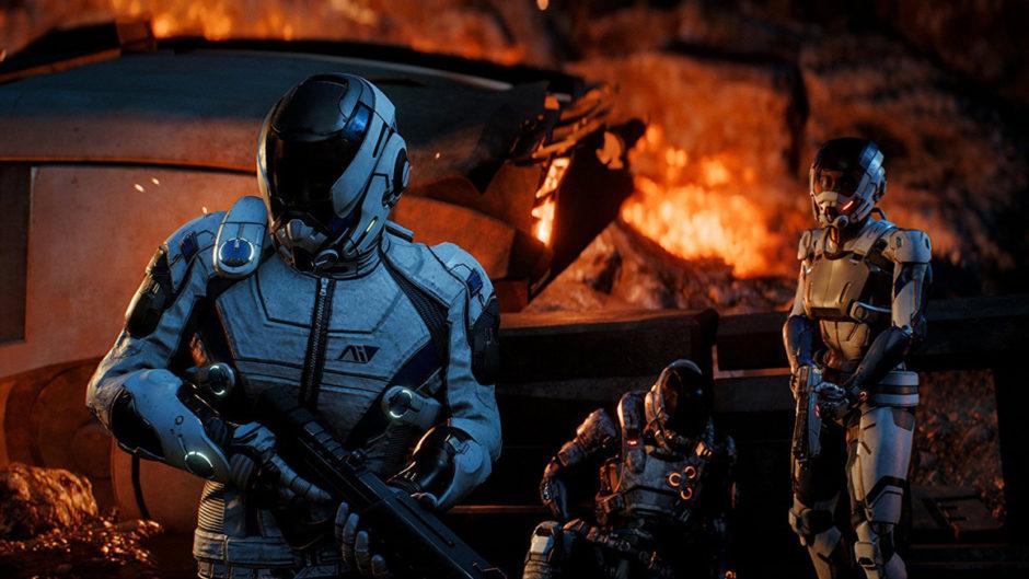 Mass Effect: Andromeda – Patch 1.08 bringt neue Romanzen für Scott Ryder