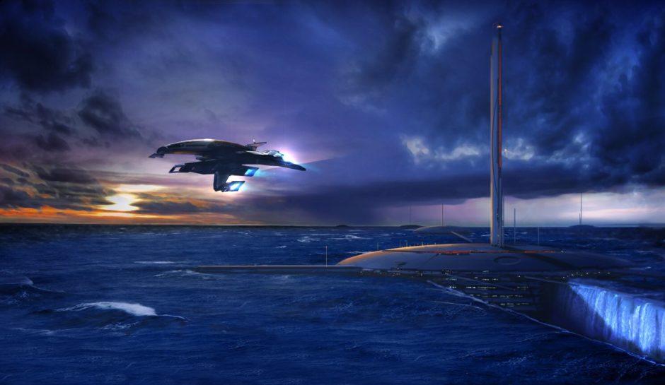 Mass Effect – Bioware zeigt einige interessante Artworks