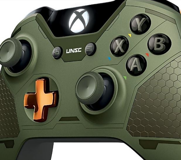 Xbox One – Halo 5: Guardians: Special Edition Controller ab sofort vorbestellbar