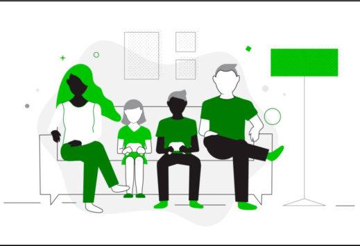 Xbox One - Familieneinstellungen für Groß und Klein