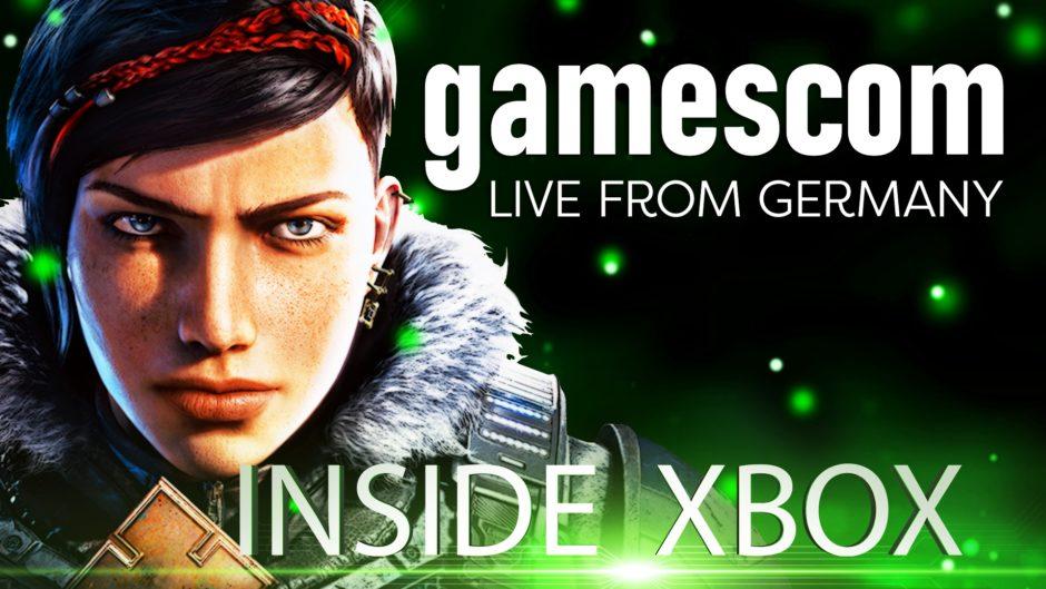 Inside Xbox – Die Highlights der gamescom 2019