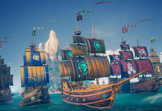 Sea of Thieves bekommt kostenloses Ships of Fortune Update
