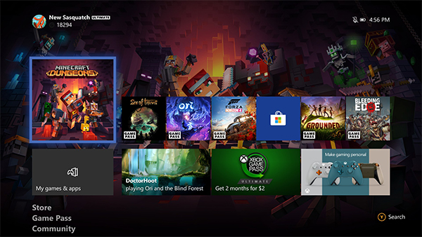 Xbox One-Update im Juni: Neue Features erleichtern die Organisation Deiner Inhalte