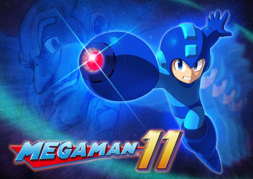 Mega Man 11 – Xbox One Demo unterwegs