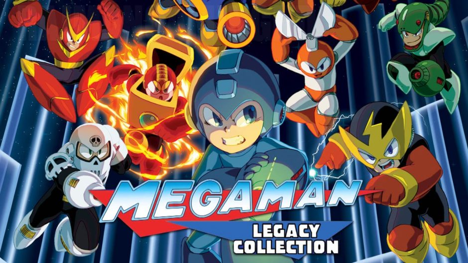 Mega Man X Legacy Collections 1 & 2 – Erscheinungstermin bekannt