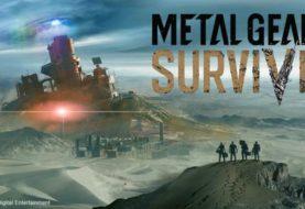 Metal Gear Survive - Erstes 15-minütiges Gameplay von der TGS 2016