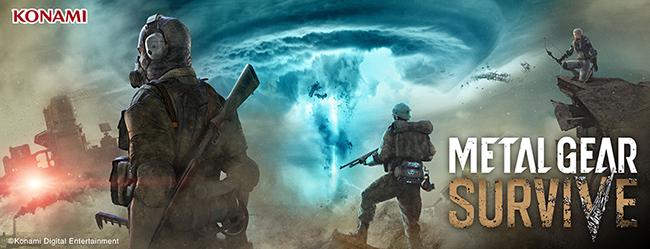 Metal Gear Survive – Hier seht ihr den Launch-Trailer