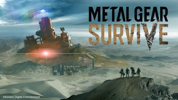 Metal Gear Survive – Erstes 15-minütiges Gameplay von der TGS 2016