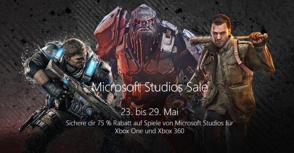 Xbox – Der Microsoft Studios Sale bietet viele Schnäppchen