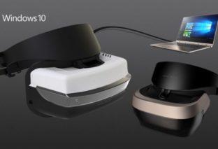 Microsoft - Günstige VR-Headsets für Windows 10 angekündigt