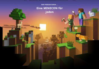 Minecon Earth 2017 - Seid dabei im interaktiven Livestream